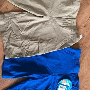 Boys size 8 Columbia Shorts